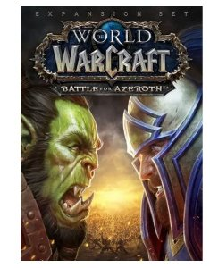 JOGO EXPANSAO ACTIVISION WORLD OF WARCRAFT: BATTLE FOR AZEROTH PC DVD  (AB000099PC)