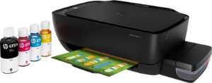 IMPRESSORA HP INK TANK 316 - 4QA85A