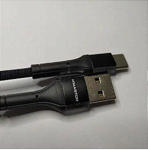 CABO DE DADOS DATACABLE HMASTON PRO USB TYPE C 1.M 30 H104-3