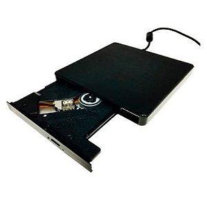 GRAVADOR DE DVD BLUECASE USB 2.0