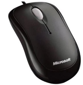 MOUSE MICROSOFT BASIC OPTICAL USB PRETO P58-00061