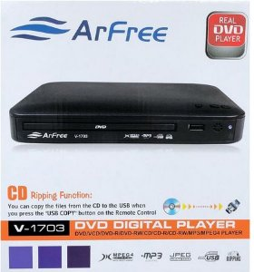 DVD ARFREE DIGITAL