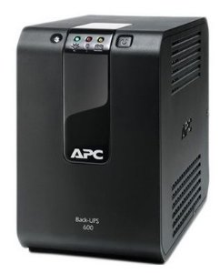 No Break APC Back-UPS 600VA Bi-115V BZ600BI-BR