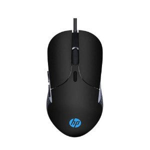 MOUSE HP INC GAMER USB M280 2400DPI RGB PRETO (M280)