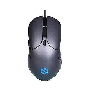 MOUSE HP INC GAMER USB M280 2400DPI RGB CHUMBO (M280)