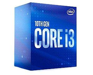 PROCESSADOR INTEL CORE I3-10100 3.60GHZ 6MB FCLGA1200 (BX8070110100-99A00J)