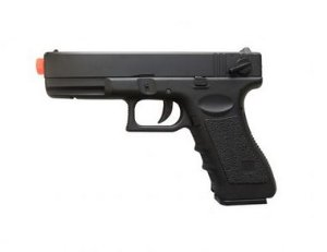 Pistola CYMA (CM030) Elet. Mola 6MM
