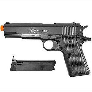 Pistola Modelo Colt M1911 A1 Spring