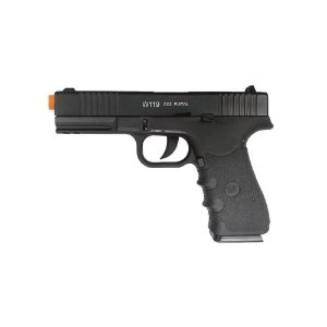 Pistola Airsoft CO2/Blow Back (W119) 6.00mm - Wingun