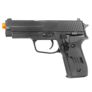 Pistola Airsoft VG P226 2124 6MM (Spring)