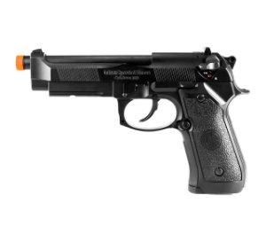 Pistola Airsoft Modelo HFC PT92 GBB 6MM (Metal)