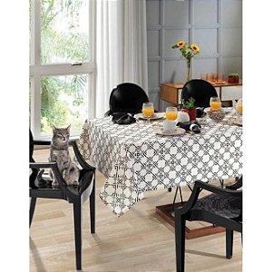 Toalha de mesa 140x140