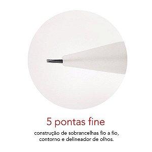 Agulha 5 pontas fine - Mag Estética 10 unid