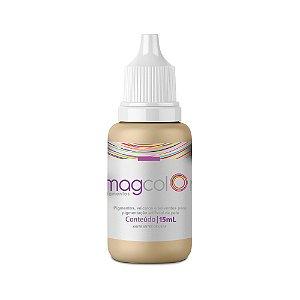 Pigmento Micropigmentação Mag Color 15ml - Bege