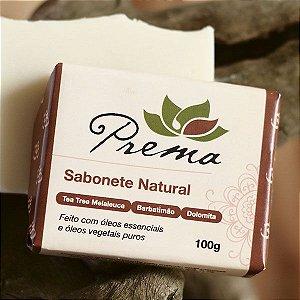 Sabonete Tea tree, Barbatimão e Dolomita Prema 100g