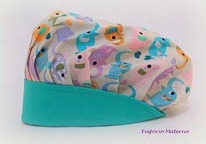 Toucas personalizada Elefantes - SEM bordado - Confecção 3 dias úteis