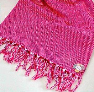 Rebozo Nacional - Pink Mesclado