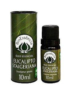 Óleo Essencial de Eucalipto Staigeriana 10ml - CONSULTAR VALIDADE
