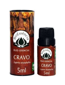 Óleo Essencial de Cravo 5 ml