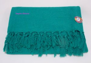 Rebozo Nacional - Verde Tiffany