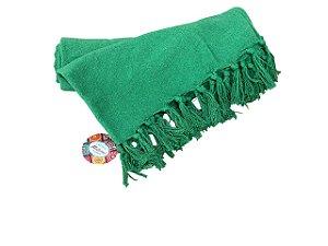 Rebozo Nacional - Verde bandeira