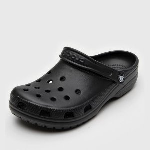 Papete Crocs Básica Preta