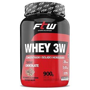 Whey 3W FTW - 900g