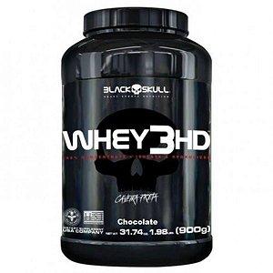 Whey 3HD Black Skull - 1,98 lbs - 900g