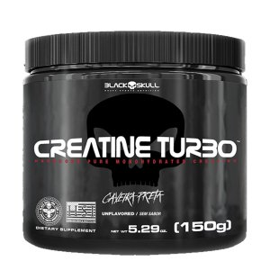 Creatine Turbo Black Skull - 150g