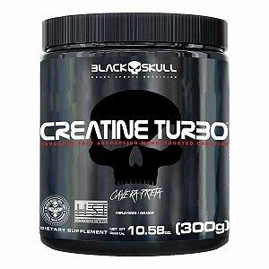 Creatine Turbo Black Skull - 300g