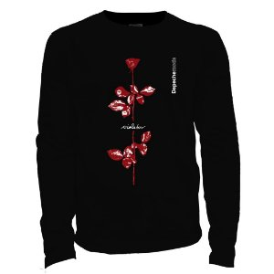 Camiseta manga longa - Depeche Mode - Violator