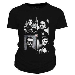 Camiseta feminina - Depeche Mode - 101