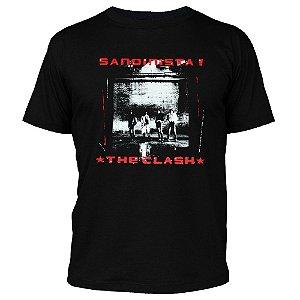 Camiseta - The Clash - Sandinista