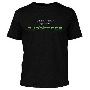 Camiseta - Joy Division - Substance.