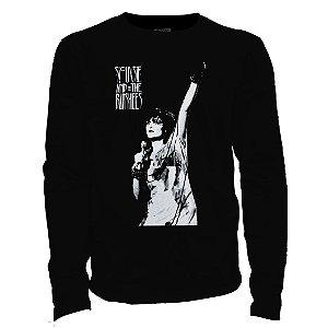 Camiseta manga longa - Siouxsie And The Banshees.