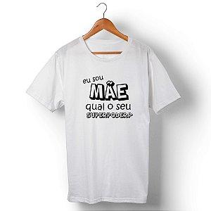 Camiseta Unissex Mãe Heroína Branca