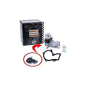BOMBA DAGUA FORD FIESTA/FOCUS/ECOSPORT 1.6 16V 10/ MOTOR SIGMA