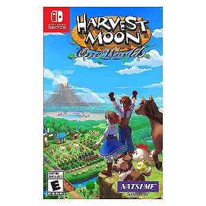 Switch Harvest Moon One World