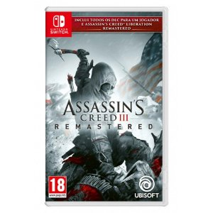 Switch Assassin's Creed III Remastered