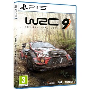 PS5 WRC 9 The Official Game