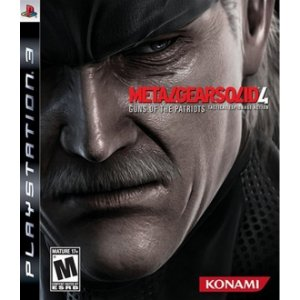 PS3 Metal Gear Solid 4 : Guns of Patriots [USADO]