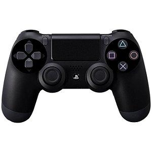 PS4 Controle Dual Shock 4 Preto