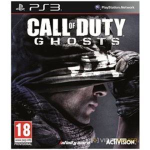 PS3 Call of Duty: Ghosts [USADO]