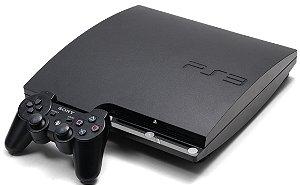 PlayStation 3 Slim 250GB [PS3 Slim][Semi-novo]