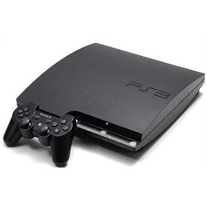 PlayStation 3 Slim 120GB [PS3 Slim][Semi-novo]