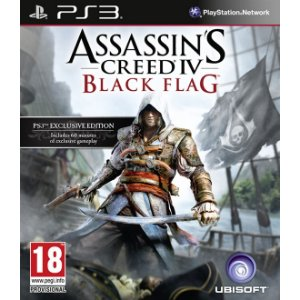 PS3 Assassin´s Creed IV: Black Flag [USADO]