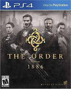 PS4 The Order 1886 [USADO]