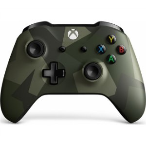Xbox One Controle Wireless Original Armed Forces II