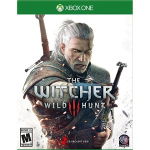 Xbox One The Witcher 3: Wild Hunt [USADO]