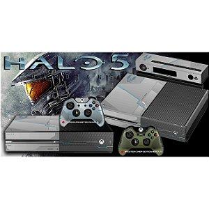 Xbox One Skin - [Película decorativa] Halo 5